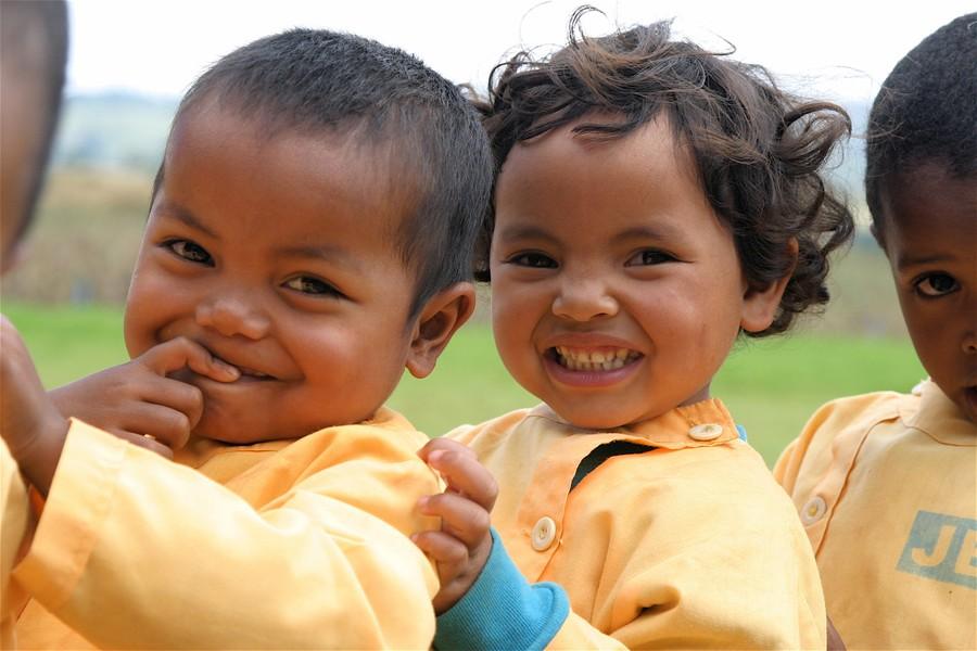 Anak-anak Madagascar | Unicef UK